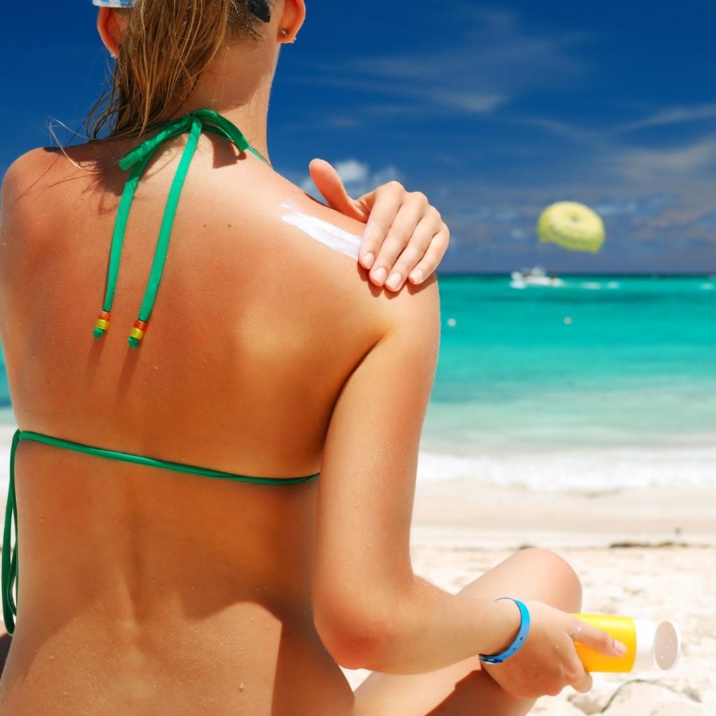 N'oubliez pas de protéger votre peau des rayons du soleil même après des séances d'UV.