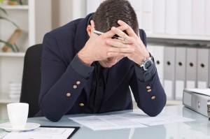 Travailler en étant fatigué vous fera accumuler les difficultés.